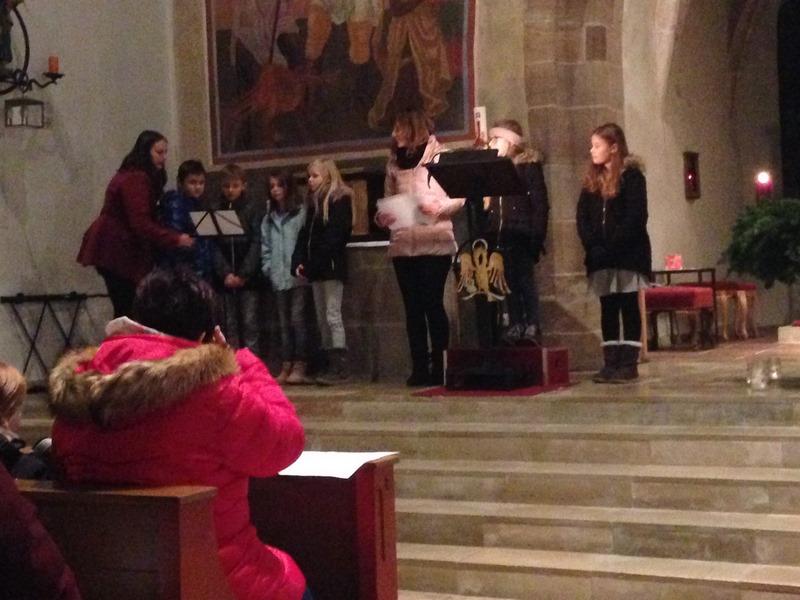 Kirche Veranstaltungen
